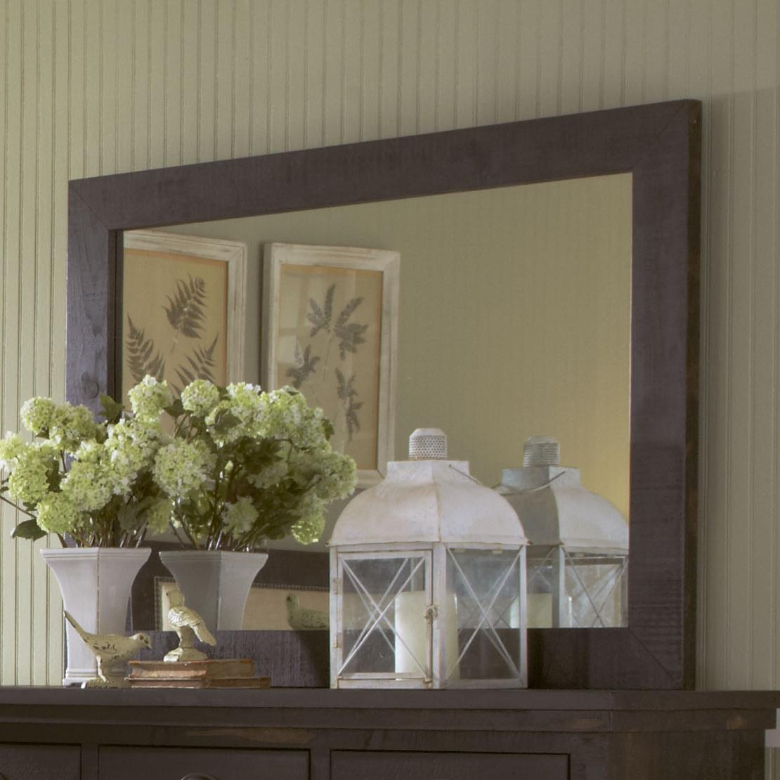 Willow Mirror by Progressive Furniture at Value City Furniture