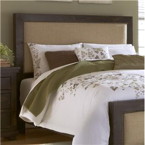 Progressive Furniture Willow King Upholstered Headboard
