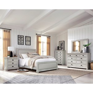 7PC King Bedroom Group