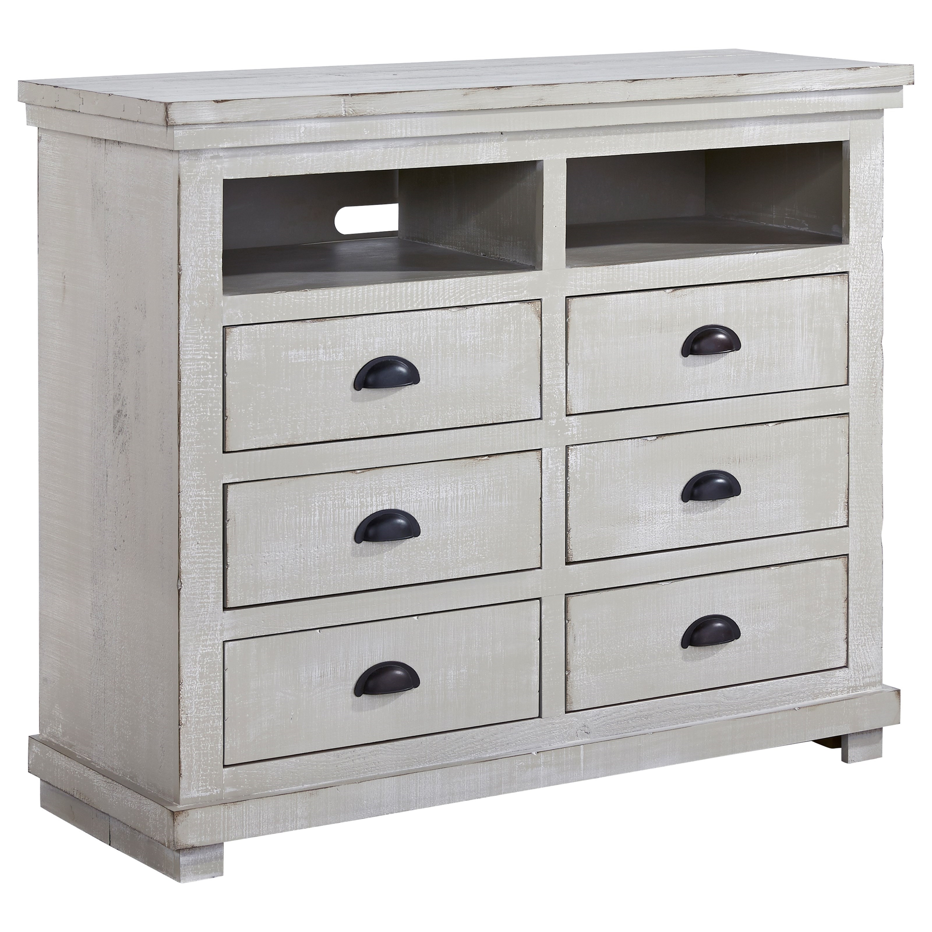 Willow Media Chest by Progressive Furniture at Value City Furniture