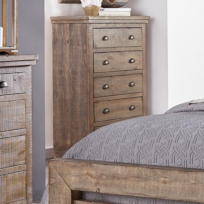 Willow Chest by Progressive Furniture at Corner Furniture