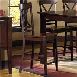 Progressive Furniture Winston Counter Dining Chair