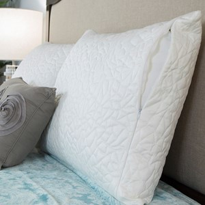 Queen Snow Cooling Pillow Protector
