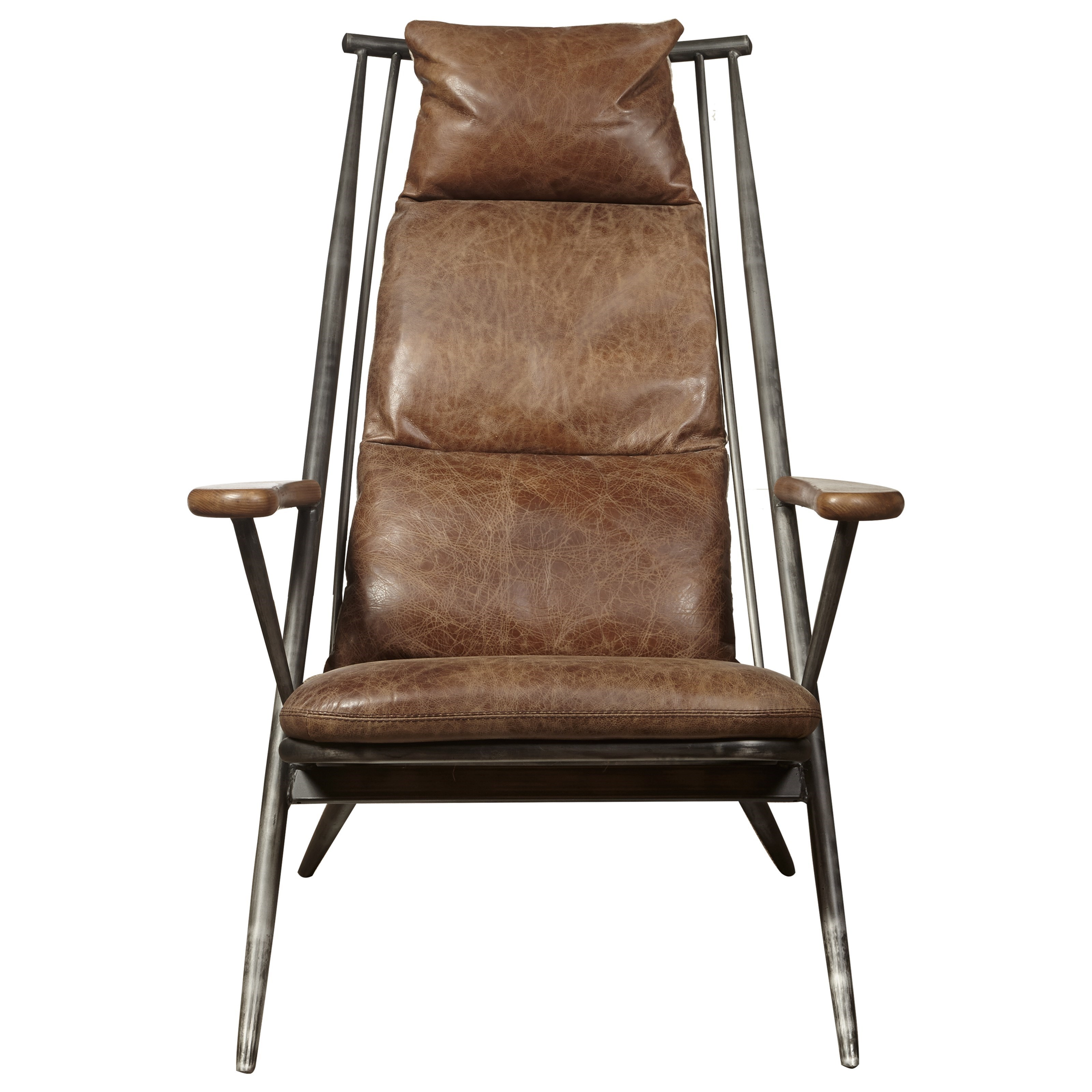 Accent Chairs Brenna Chair by Accentrics Home at Lindy's Furniture Company