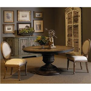 Pulaski Furniture Accentrics Home 3 Piece Table & Chair Set