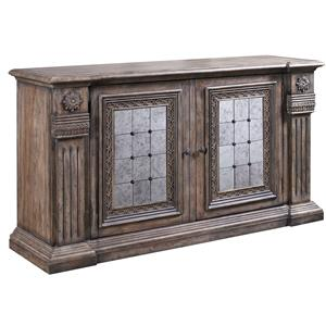 Pulaski Furniture Accentrics Home Alexandreah Credenza