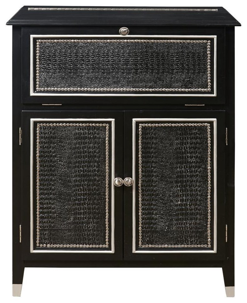 Accents Wine Cabinet at Bennett's Furniture and Mattresses