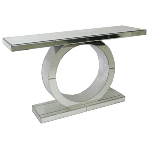 Contemporary Lydia Console Table