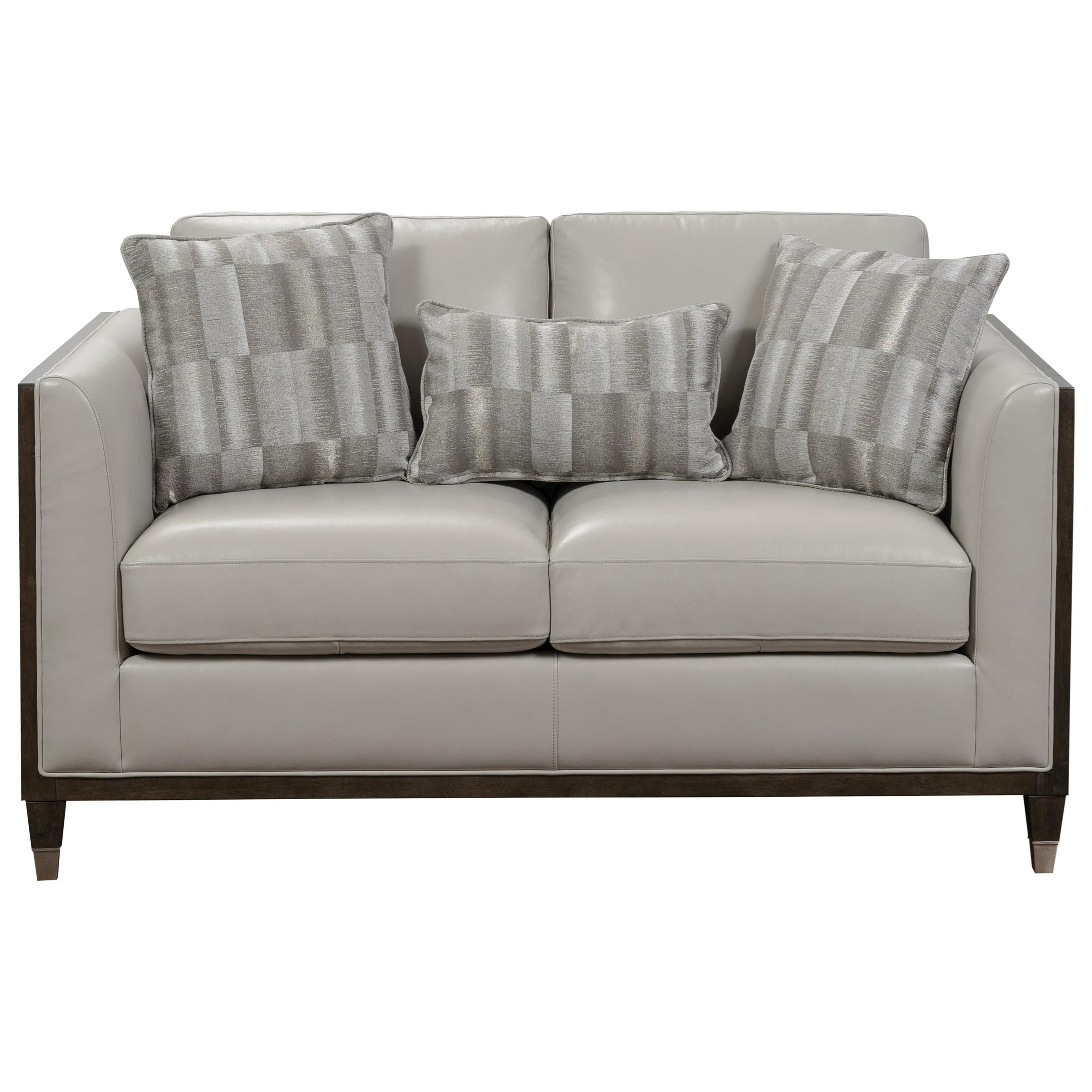 Addison Stationary Uph Matching Loveseat by Pulaski Furniture at Alison Craig Home Furnishings