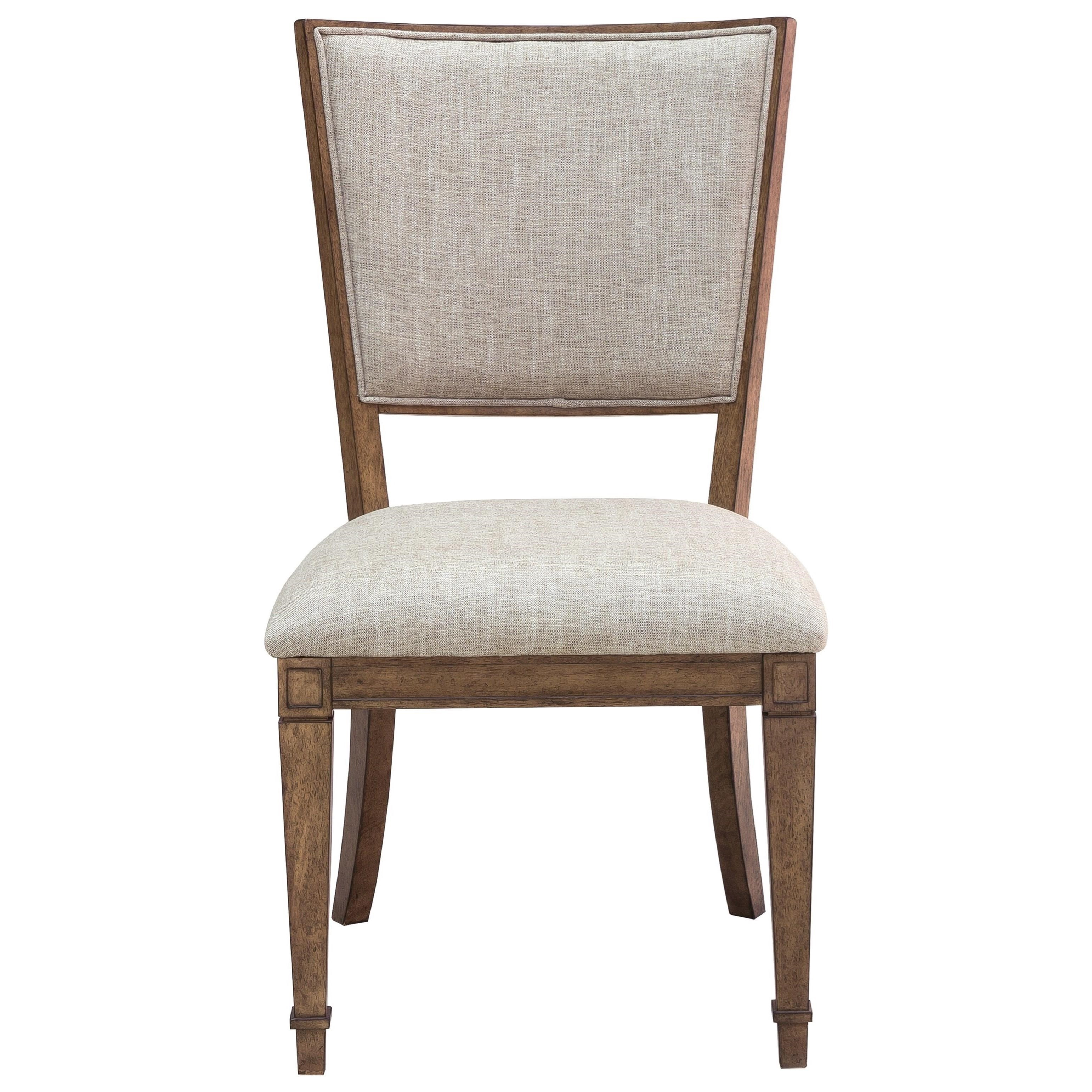 Anthology Upholstered Side Chair by Pulaski Furniture at Alison Craig Home Furnishings