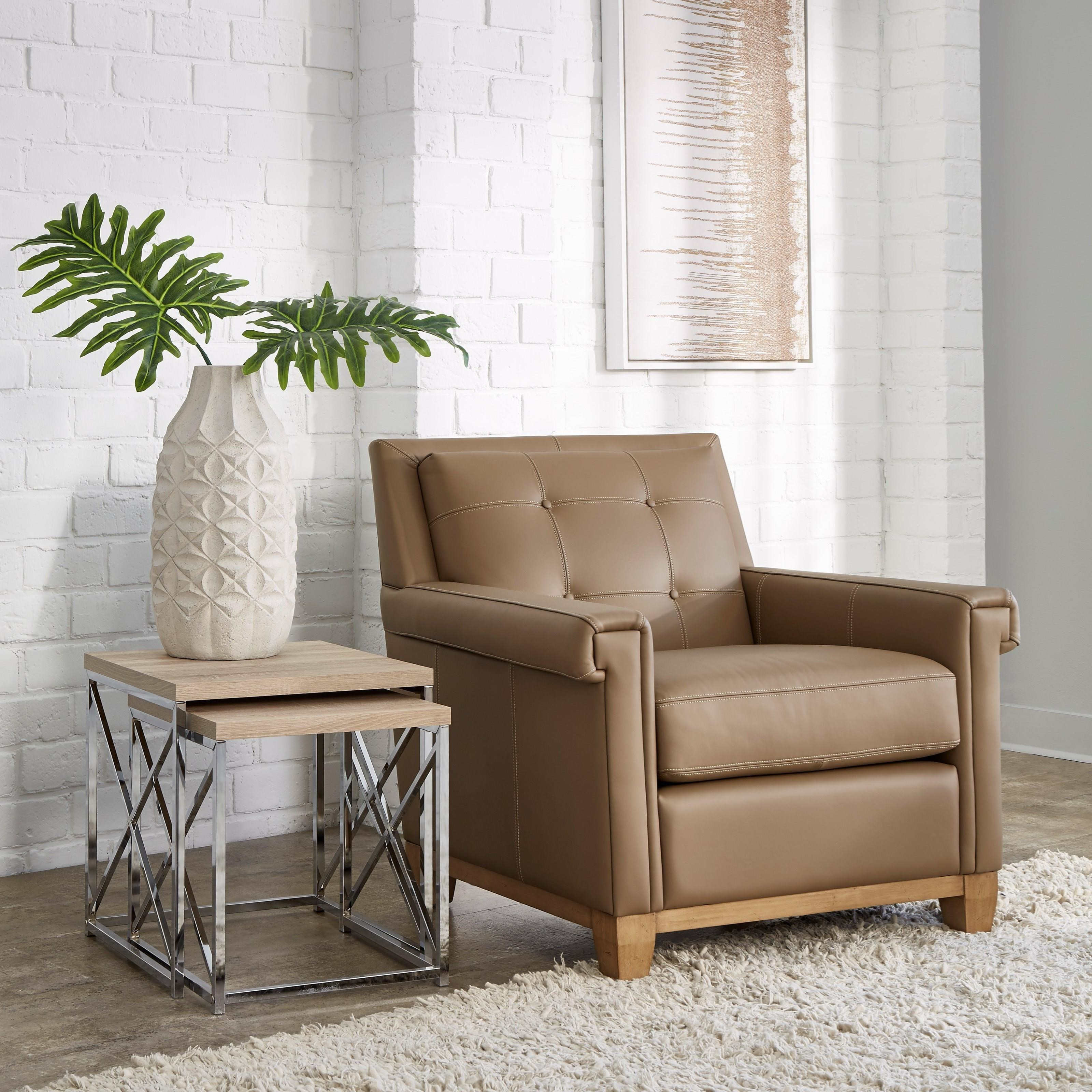 Bailey Matching Chair  by Pulaski Furniture at Powell's Furniture and Mattress