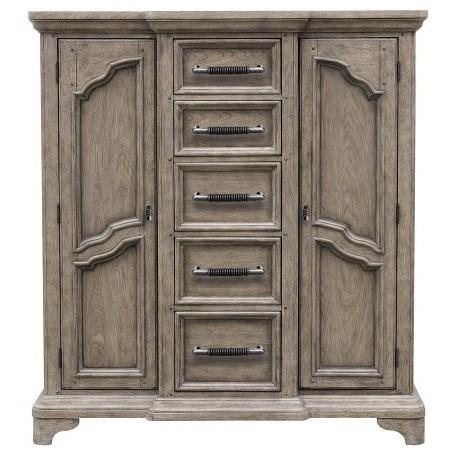 Bristol Door Chest by Pulaski Furniture at Johnny Janosik