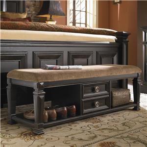 Pulaski Furniture Brookfield Brookfield Bench