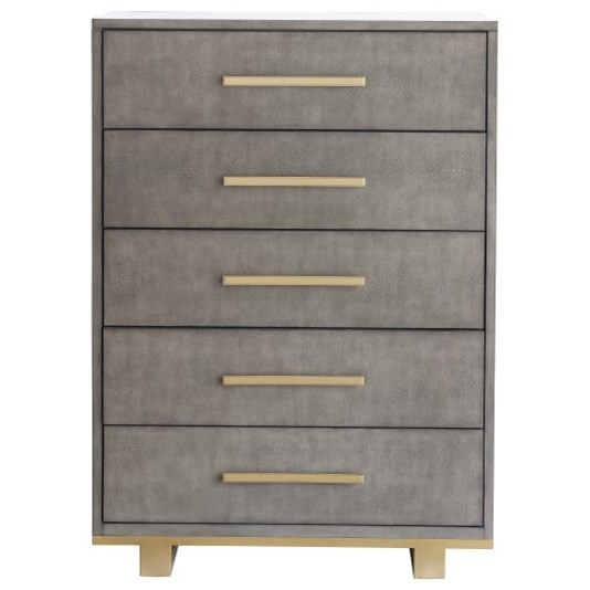 Carmen Drawer Chest by Pulaski Furniture at Alison Craig Home Furnishings
