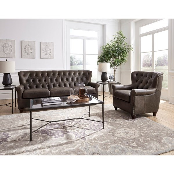 Charlie Living Room Group by Pulaski Furniture at Mueller Furniture