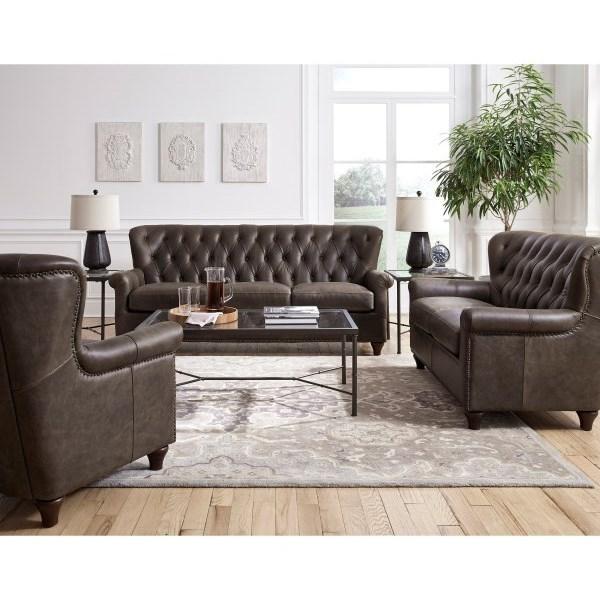Charlie Living Room Group by Pulaski Furniture at Alison Craig Home Furnishings