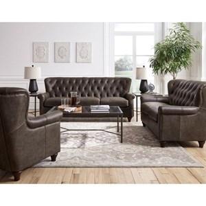 Pulaski Furniture Charlie Living Room Group