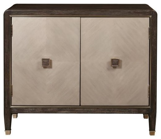 City Chic Door Chest at Bennett's Furniture and Mattresses