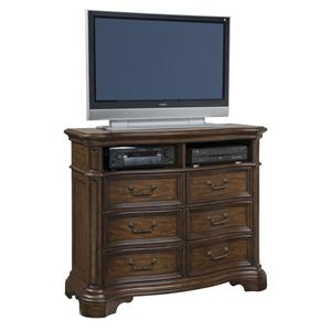 Pulaski Furniture Courtland  Media Chest