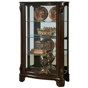 Side Entry Mantel Curio