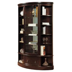 Pulaski Furniture Curios Bookcase Curio
