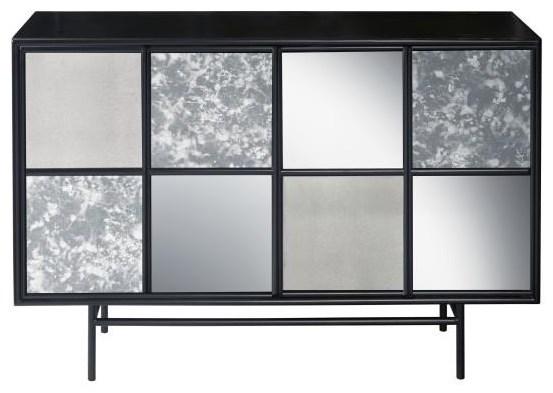 D327 4 Door Console at Bennett's Furniture and Mattresses
