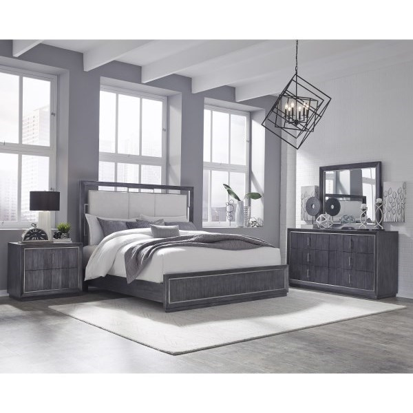 Echo Queen Bedroom Group by Pulaski Furniture at A1 Furniture & Mattress
