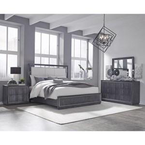 Pulaski Furniture Echo California King Bedroom Group