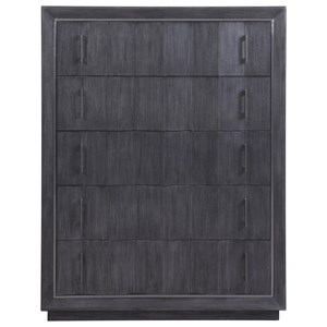 Contemporary 5-Drawer Chest