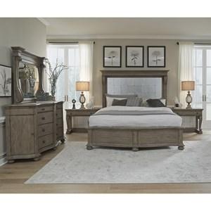 Pulaski Furniture Ella California King Bedroom Group