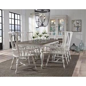 Farmhouse Formal Dining Room Group