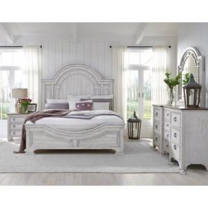 Farmhouse Queen Bedroom Group