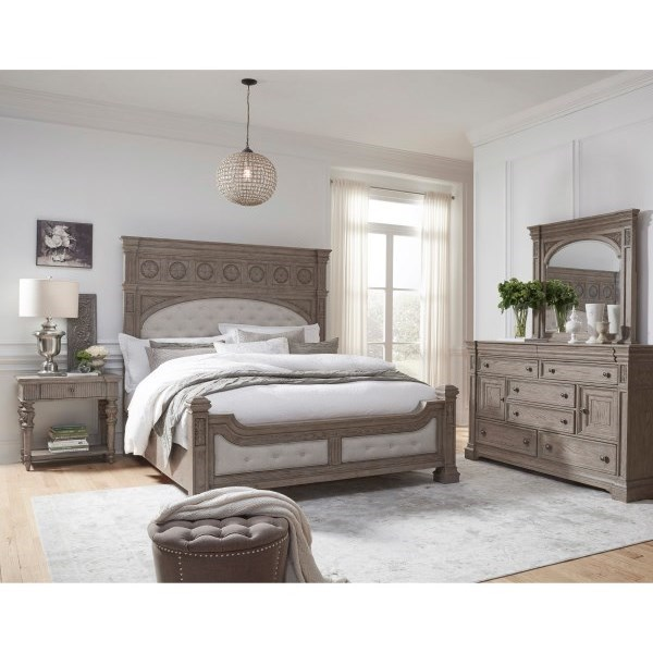 Kingsbury Queen Bedroom Group by Pulaski Furniture at Fashion Furniture