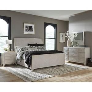 Pulaski Furniture Lex Street King Bedroom Group