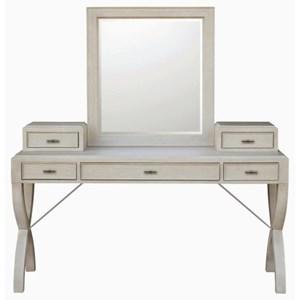 Pulaski Furniture Lex Street Vanitywith Mirror