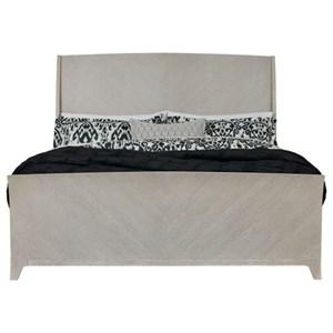 Pulaski Furniture Lex Street California King Sleigh Bed