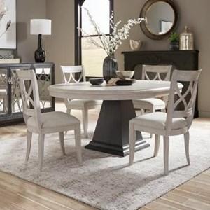 Pulaski Furniture Lex Street 5-Piece Dining Set