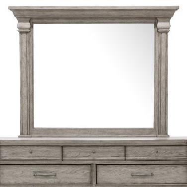 Madison Ridge Mirror by Pulaski Furniture at Johnny Janosik