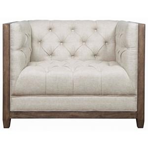Pulaski Furniture Modern Authentics Deconstructed Accent Chair