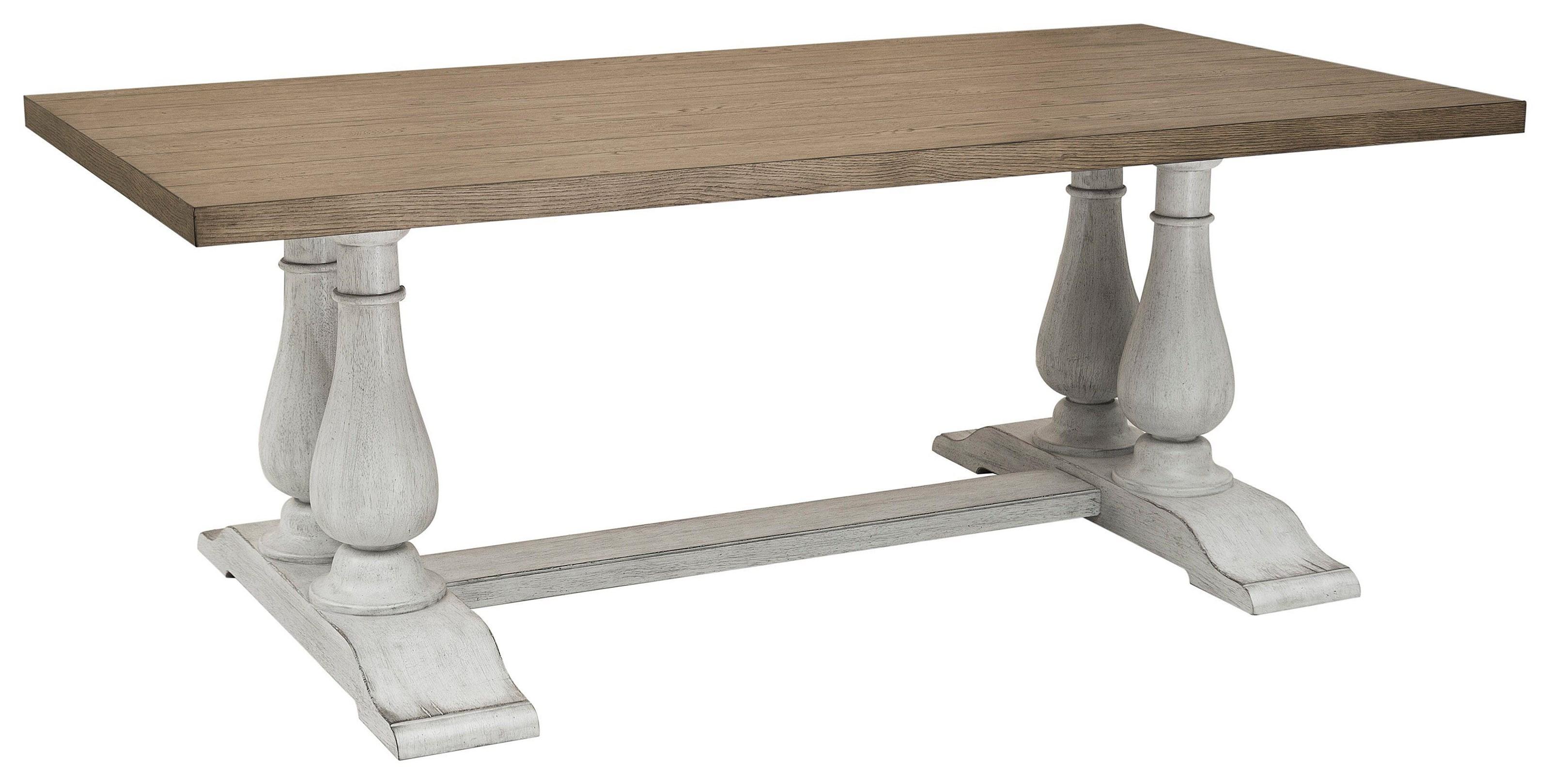 Modern Authentics Dining Table by Pulaski Furniture at Stoney Creek Furniture