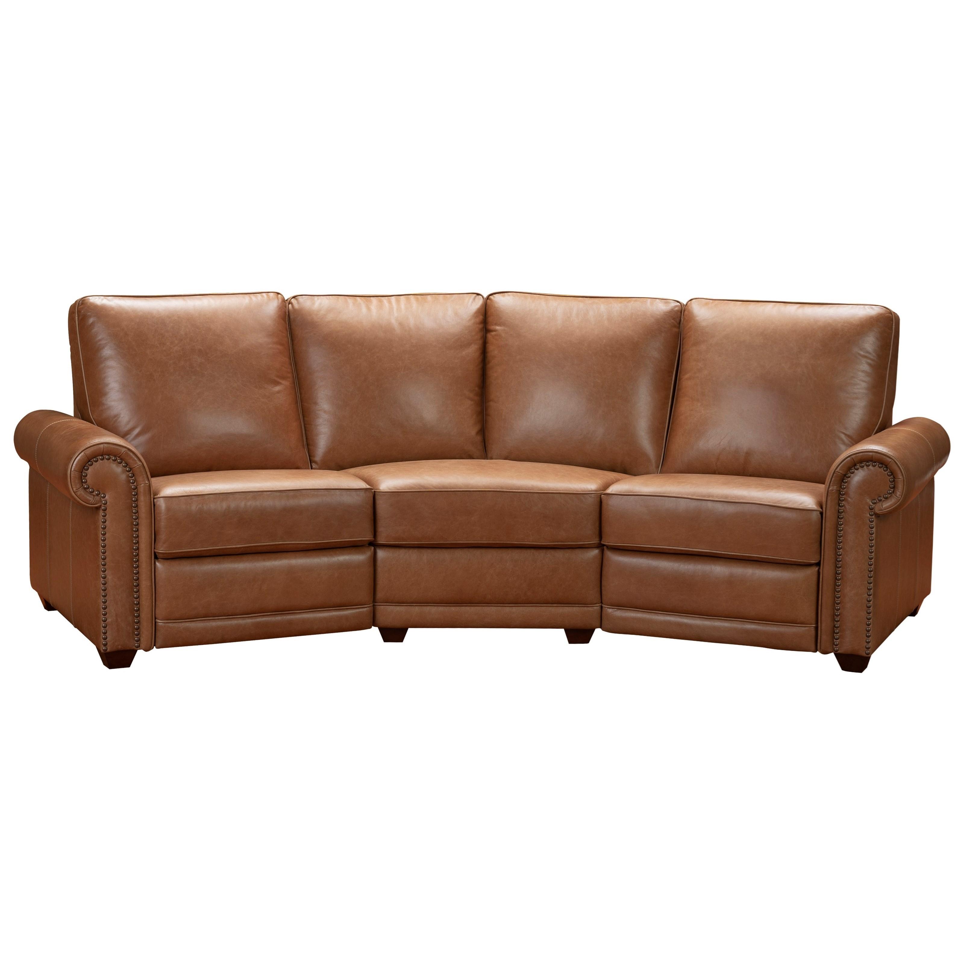 3-Piece Sectional Conversation Sofa