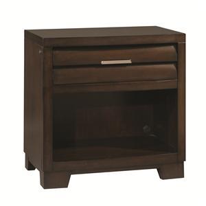Pulaski Furniture Tangerine  Nightstand