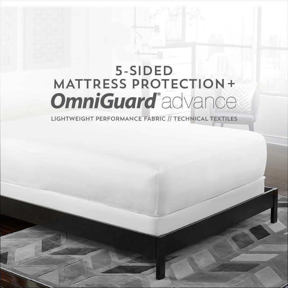 5 Sided Mattress Protector Cal King Mattress Protector at Ultimate Mattress