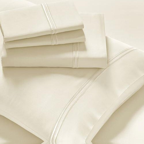 Elements Sheets-Modal Split King Sheet Set at Ultimate Mattress