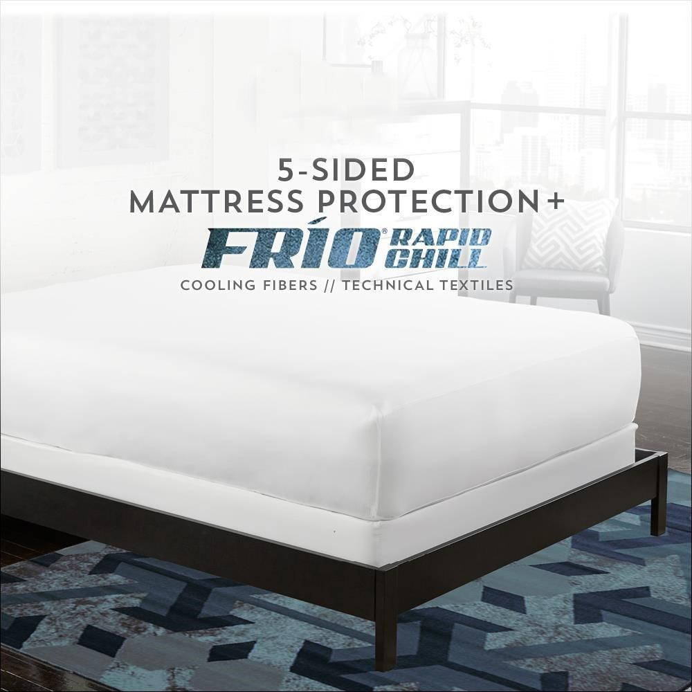 FRIO COOLING UNIVERSAL Queen Mattress Protector at Ultimate Mattress