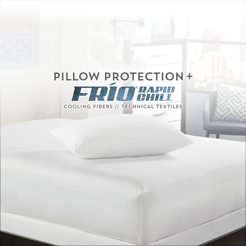 FRíO Pillow Protector Queen Pillow Protector at Ultimate Mattress