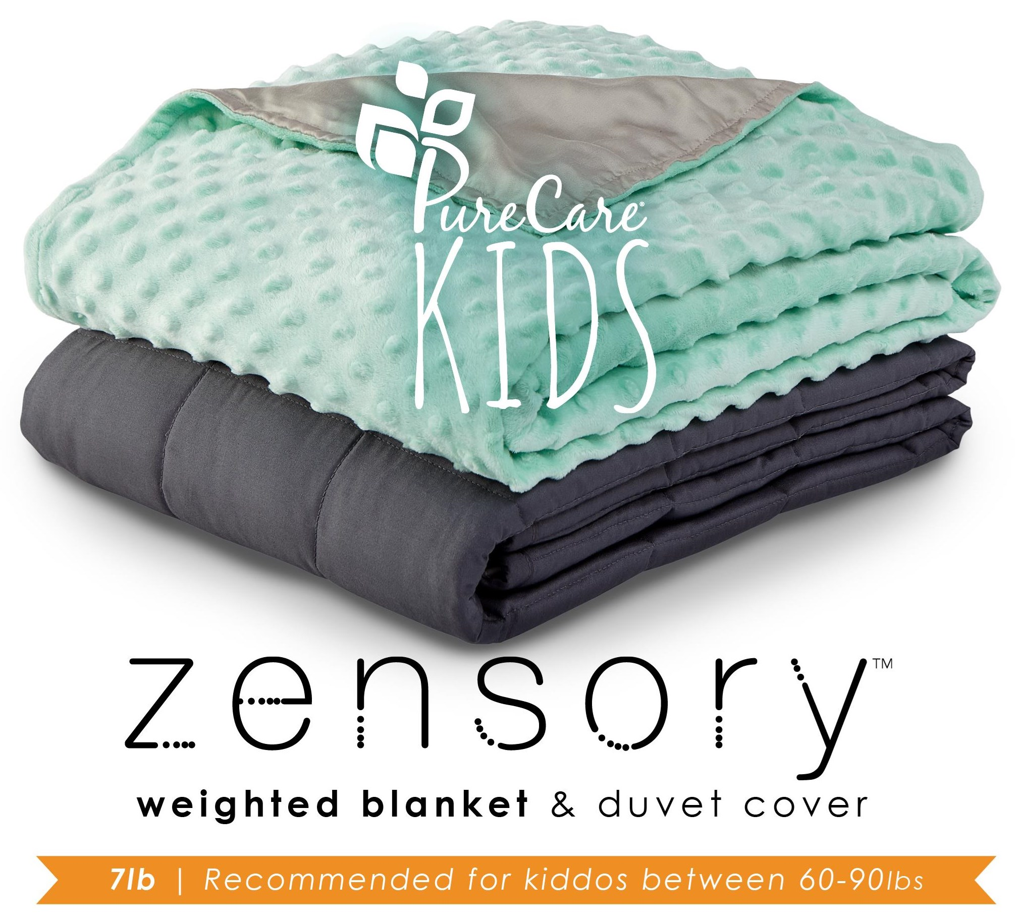Zensory Kids Weighted Blanket at Ultimate Mattress