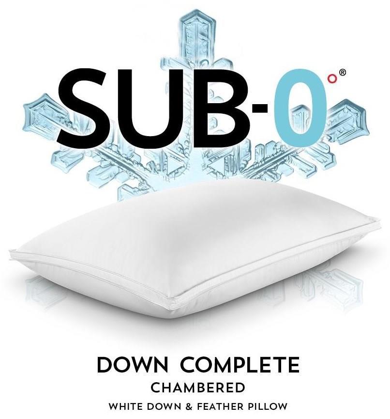 SUB-0 Pillow Queen Pillow at Ultimate Mattress
