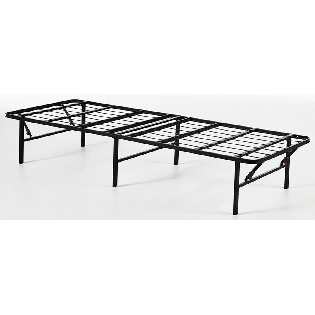 Platform Bed Frame Twin Platform Bed Frame by Purple at Darvin Furniture