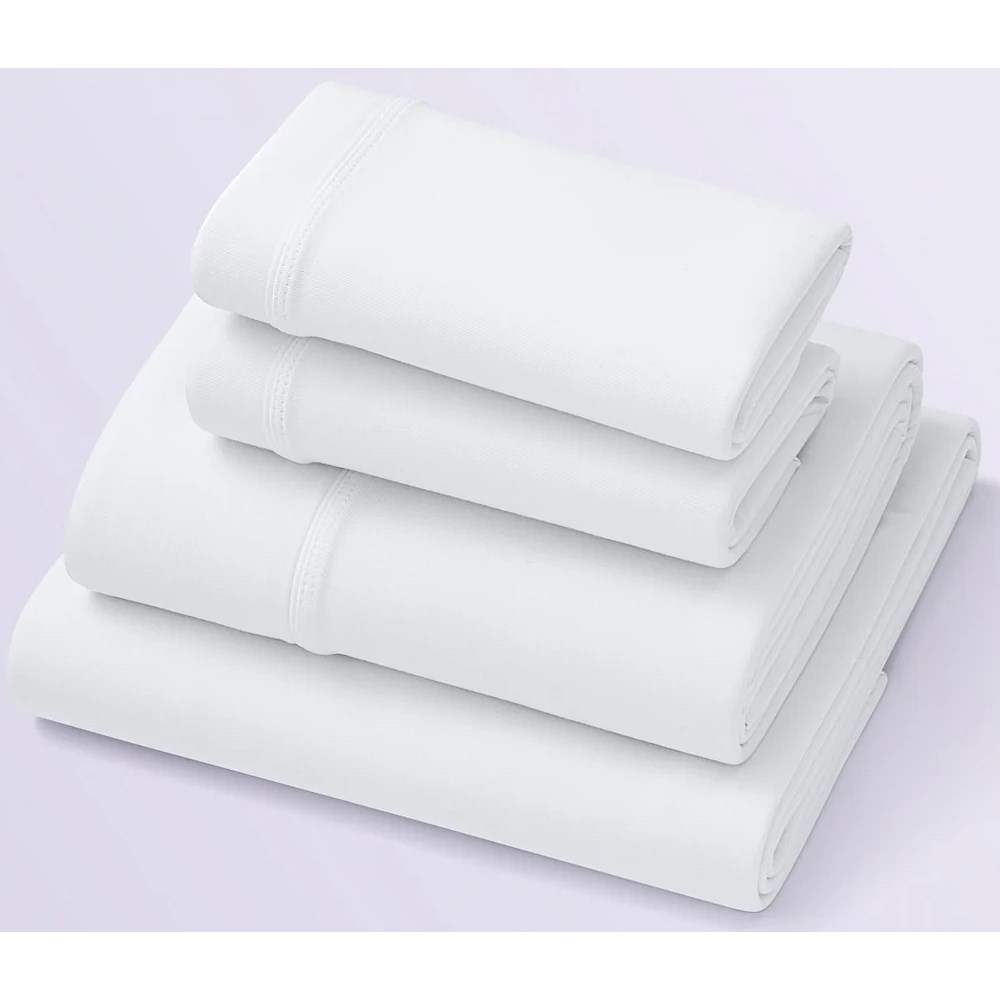 Purple SoftStretch Sheets King/Cal King SoftStretch Sheets Set by Purple at Darvin Furniture